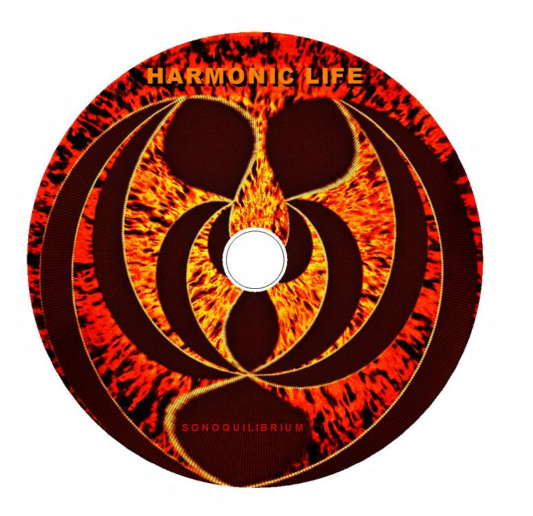Harmonic Life CD