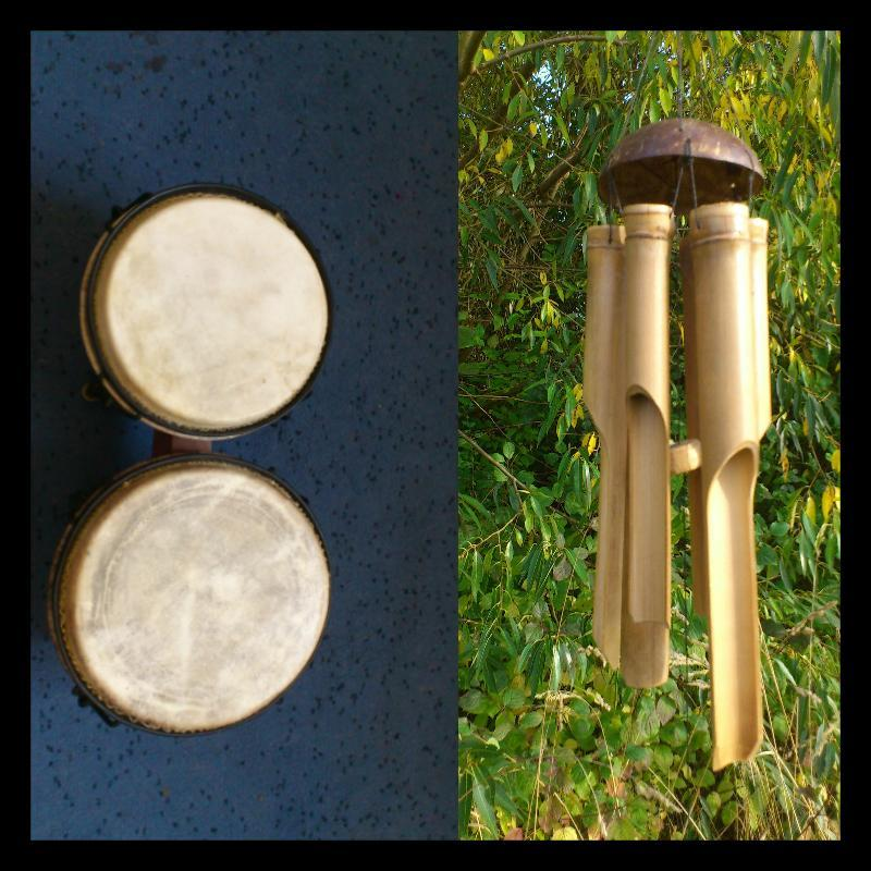WORLD SOUNDS (Samples Of Instruments From All Around The